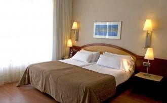 Best Western Hotel Mediterraneo szoba