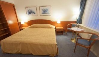 Hotel Aerodrom szoba