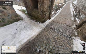 A várban télen