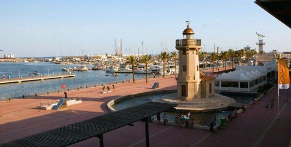 Kikötő Marítim De Castelló