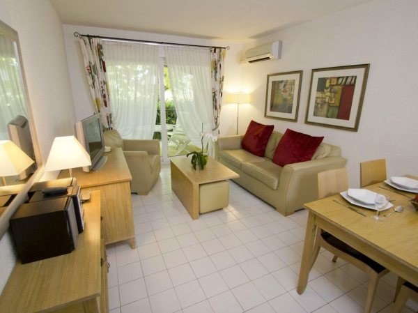 Le Club Mougins apartmanok