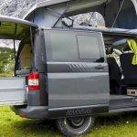 Volkswagen kempingbusz