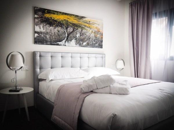 Caorle Ninfea Wellness Spa Residence hálószoba