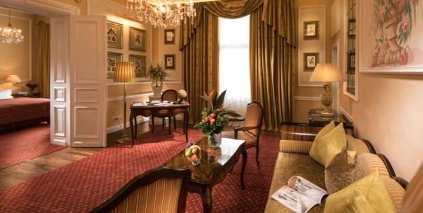 Hotel Bristol Salzburg luxus