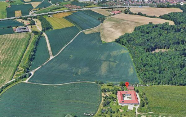Waldbothgut GoogleMaps Műholdkéo