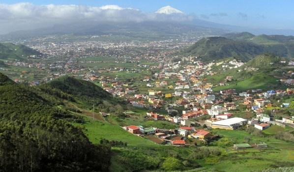 La Laguna környéke
