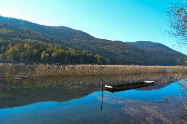 Cerknica-tó