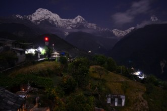 Nepal, trek to the ABC #1