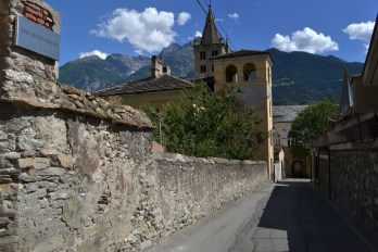 Aosta-völgy