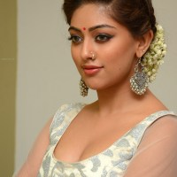 Indian Malayalam actress Anu Emmanuel