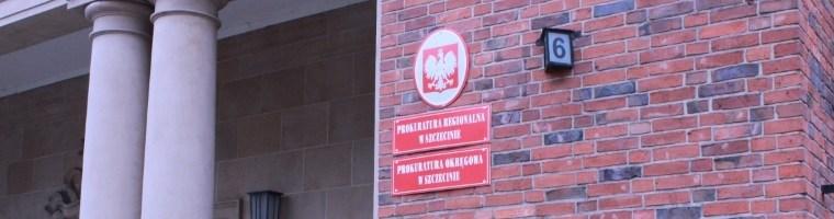 Front Prokuratury Regionalnej w Szczecinie