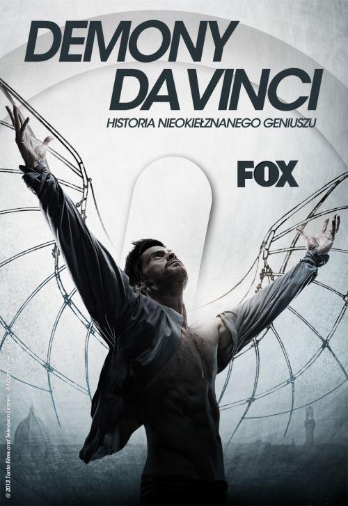 Demony Da Vinci - plakat