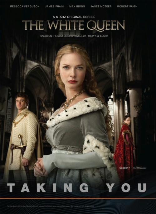White Queen / Biała Królowa