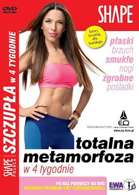 Ewa Chodakowska Totalna Metamorfoza