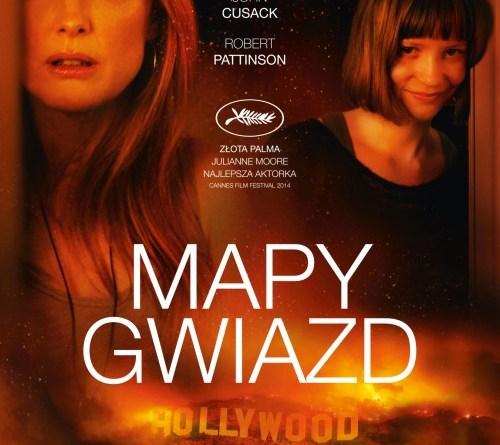 Mapy gwiazd - plakat filmowy