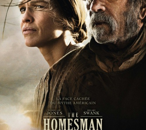 The Homesman / Przewoźnik