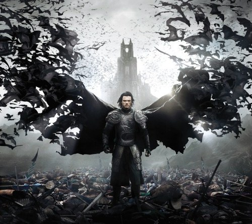 Dracula Historia Nieznana / plakat