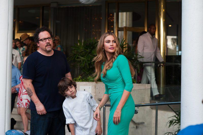 Jon Favreau i Sofia Vergara