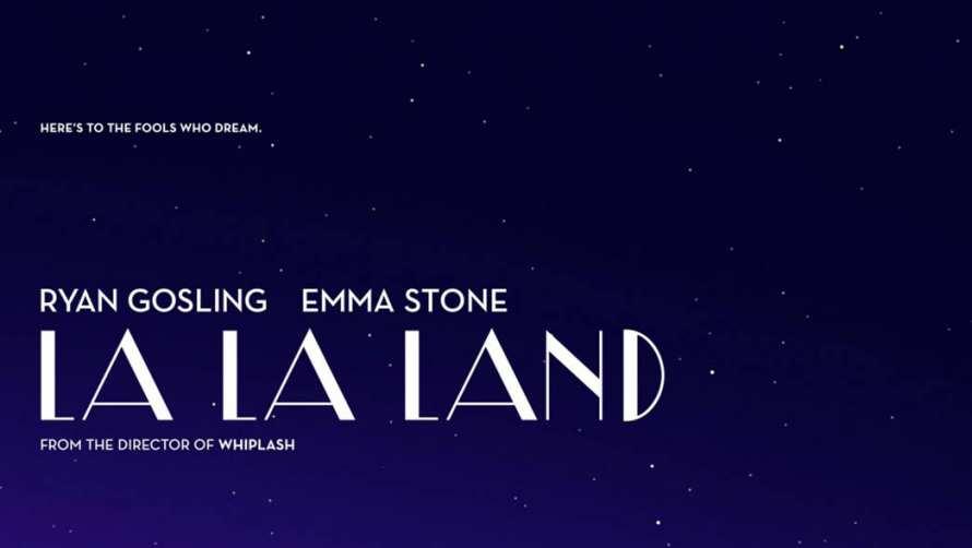 La La Land Plakat filmu