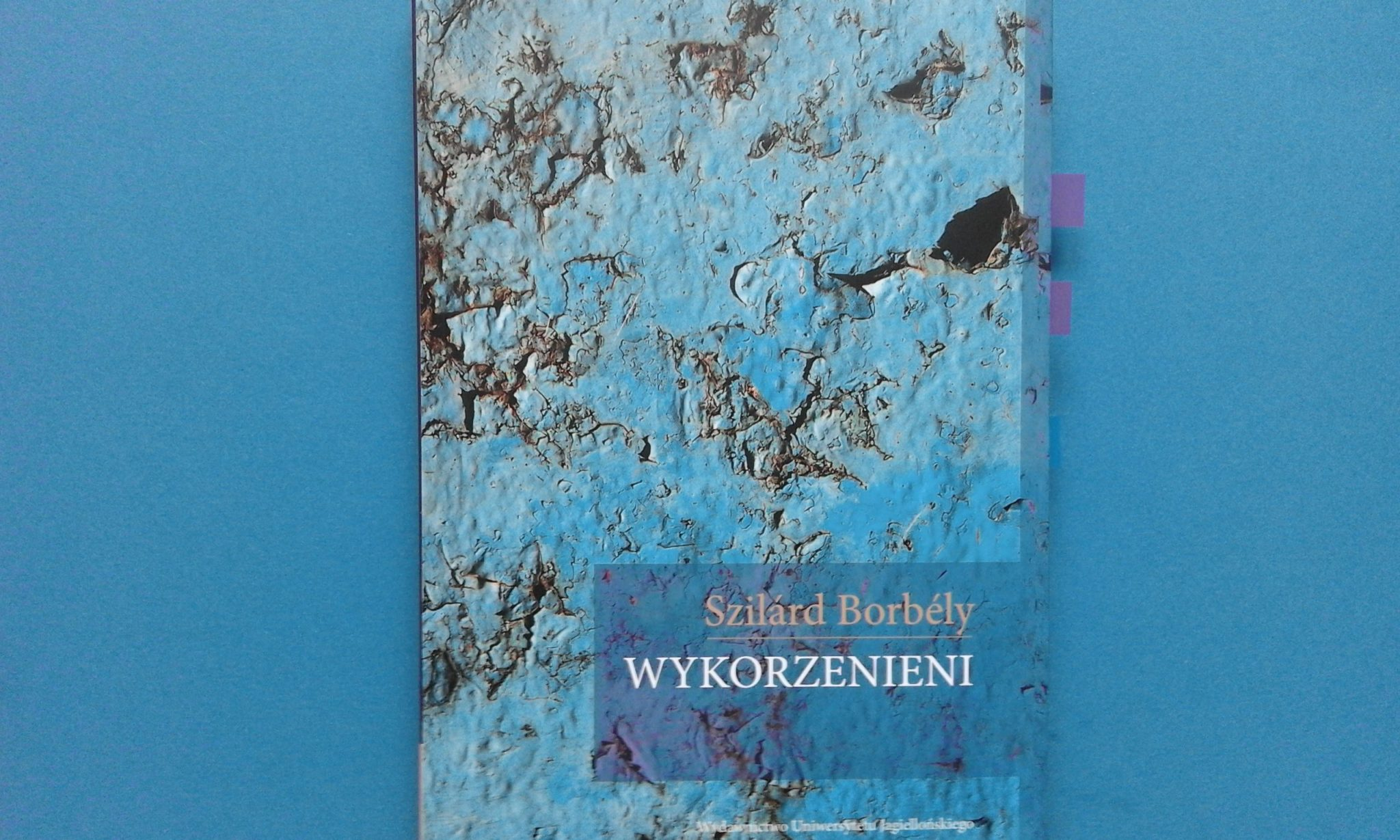 Szilárd Borbély, Wykorzenieni