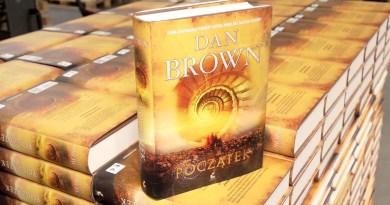 Początek, Dan Brown