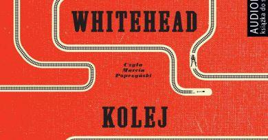 Kolej podziemna. Czarna krew Ameryki, Colson Whitehead (audiobook czytany przez Marcina Popczyńskiego)