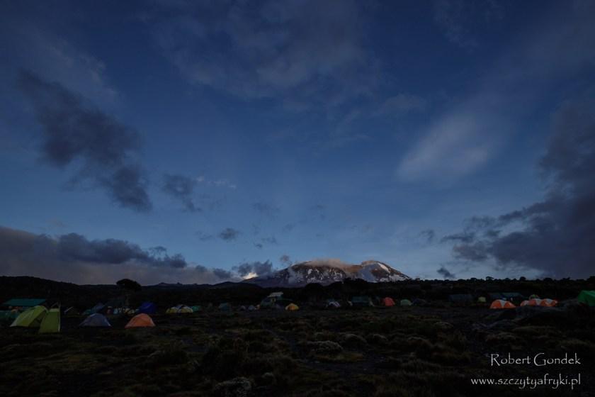 Wskazówki przed podróżą do Tanzanii - nocleg pod namiotem