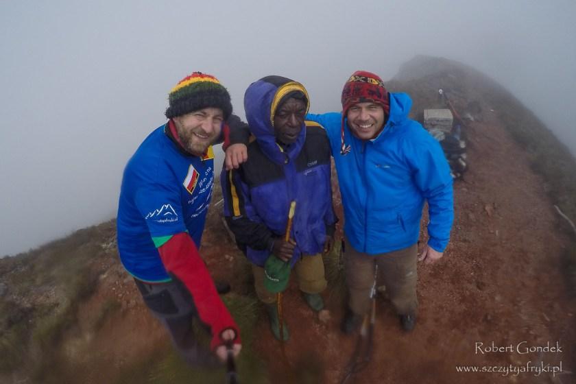 Mount Cameroon – najwyższa góra w Kamerunie
