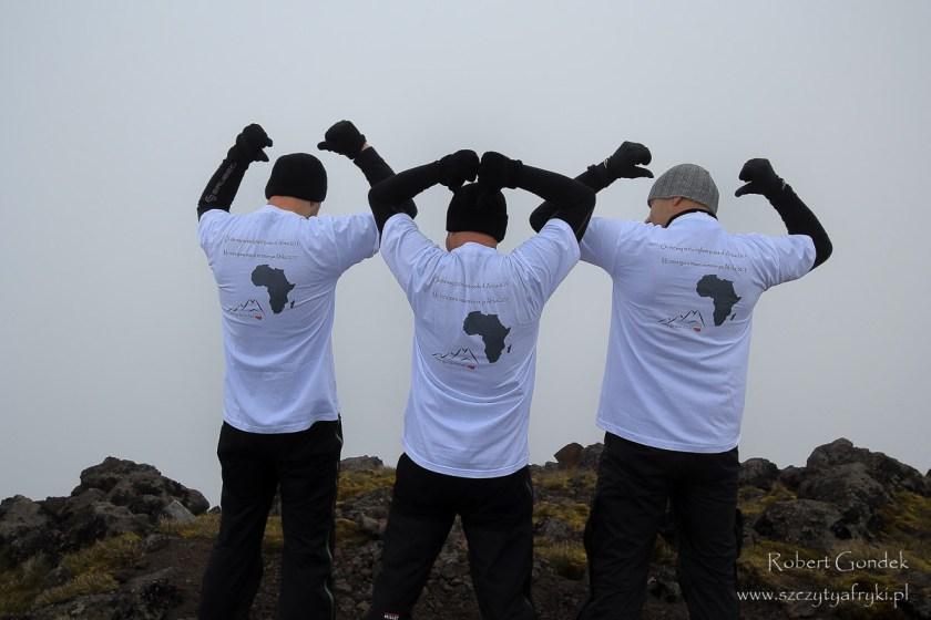Karisimbi - najwyższa góra w Rwandzie