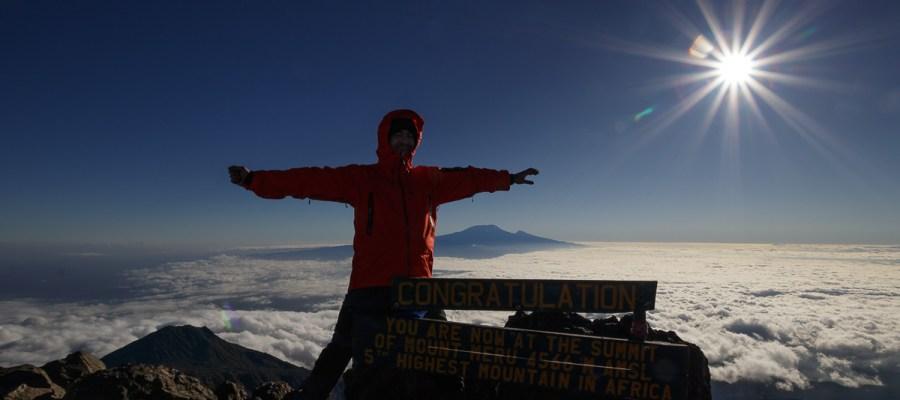 Tanzania - Mount Meru 2018