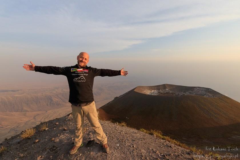 Ol Doinyo Lengai - góra w Tanzanii