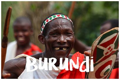 Najładniejsze zdjęcia z Burundi