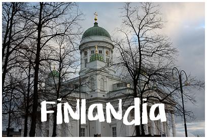 Najładniejsze zdjęcia z Finlandii