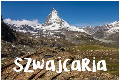 Najładniejsze zdjęcia ze Szwajcarii