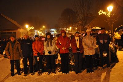 V. Nemzetközi Betlehemi Láng Váltófutás, 2012. december 23.