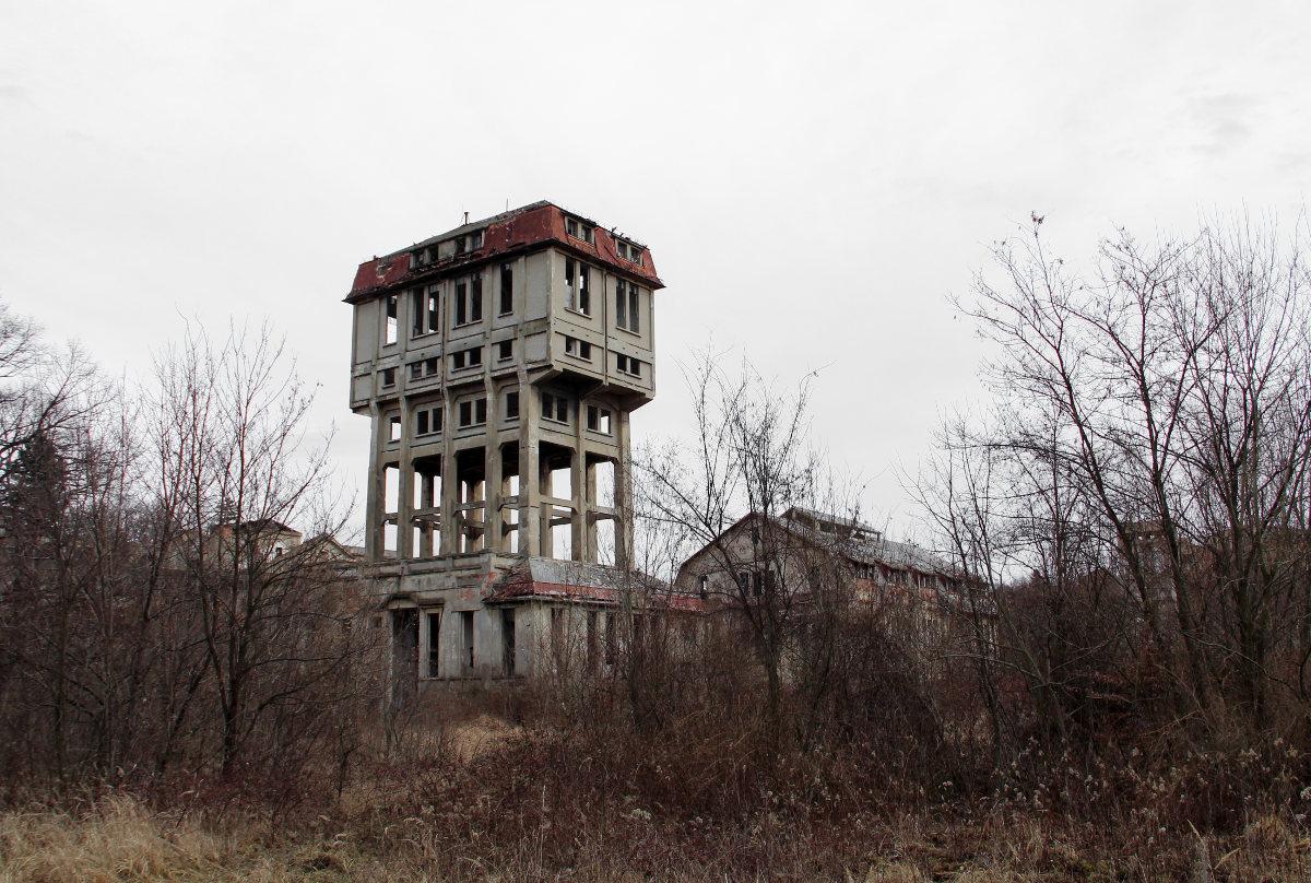 Elmentünk Magyarország egyik legfélelmetesebb helyére, az elhagyatott mecseki bányakomplexumba
