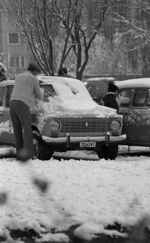 lada tél havazás hó fotó enyedi zoltán móra f m