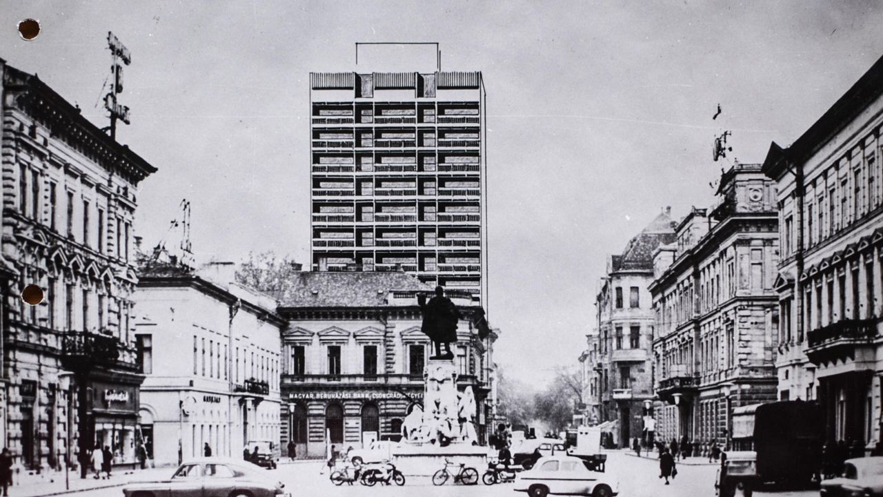 klauzál tér toronyház