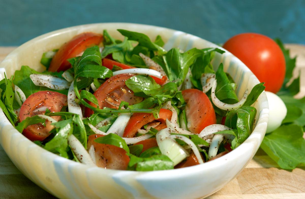Rukola saláta
