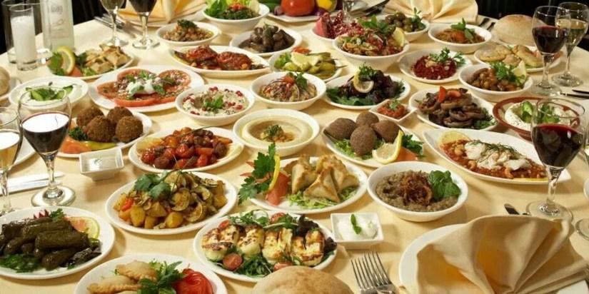 Libanoni mezza