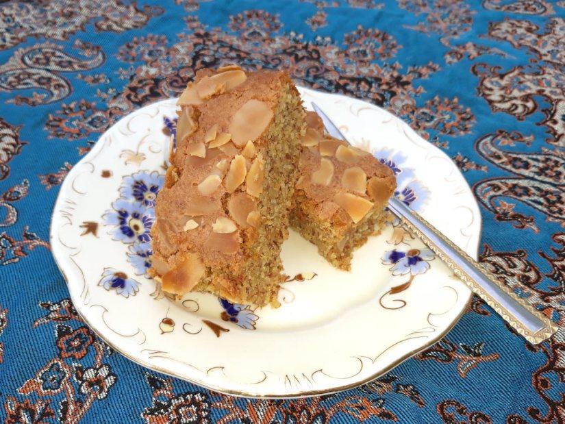 Spanyol mandulás sütemény – Pastel de Almendras