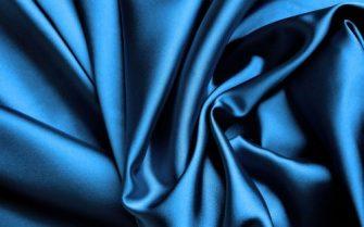 Kék selyem