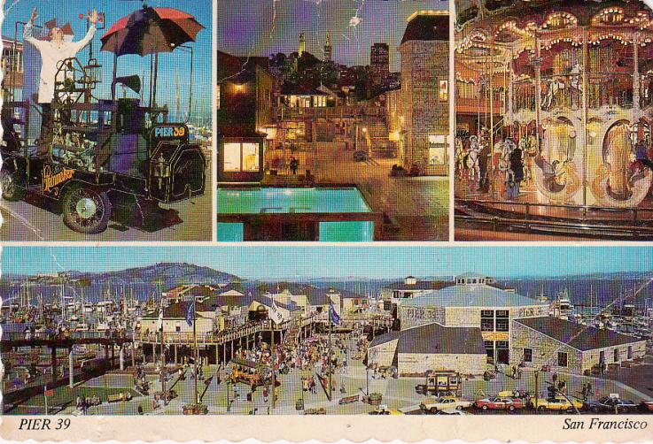 szeles postcard pier 39