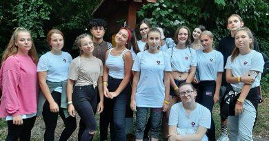 Középiskolás tábor Sátoraljaújhelyen