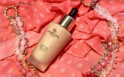 Giordani Gold Liquid Silk folyékony alapozó