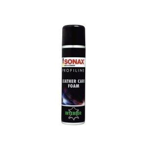 Sonax Bőrápoló hab 400 ml, autóápolási termékek