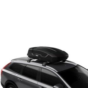 Thule Force XT S fekete színű, tetőboksz, tetőbox tetőboksz, webáruház