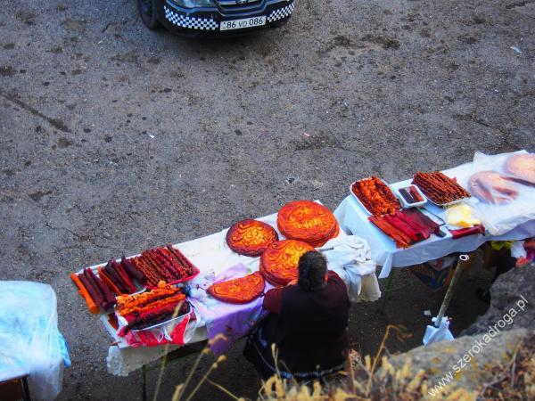 jedzenie w Armenii