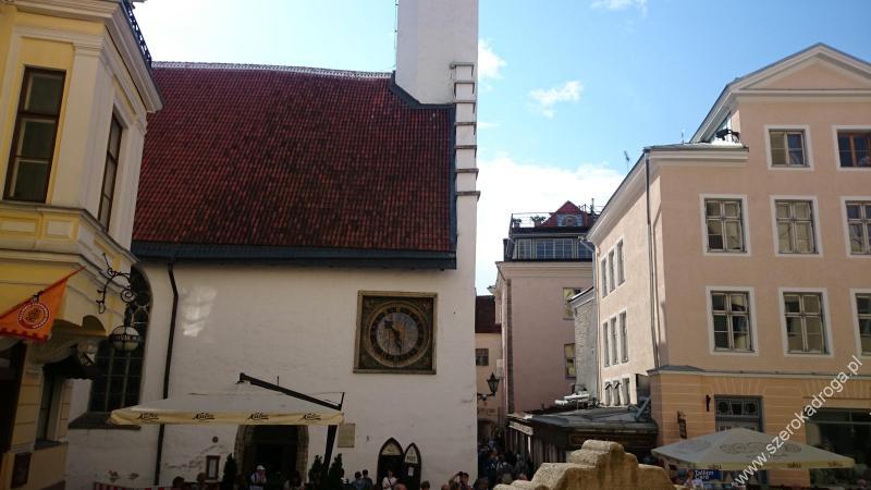 kościoły w Tallinnie