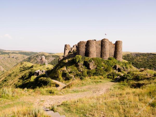 Twierdza Amberd Armenia